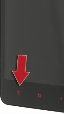 кнопки Xiaomi
