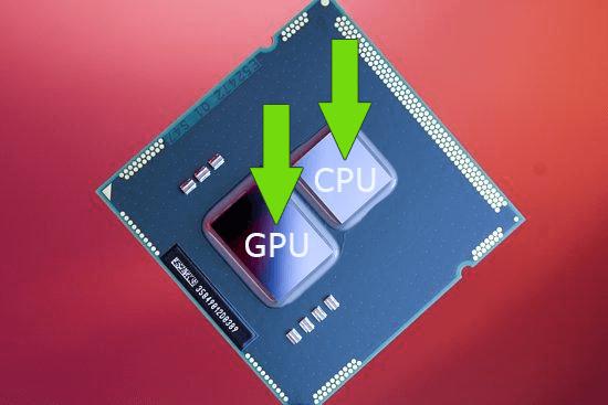 GPU и CPU