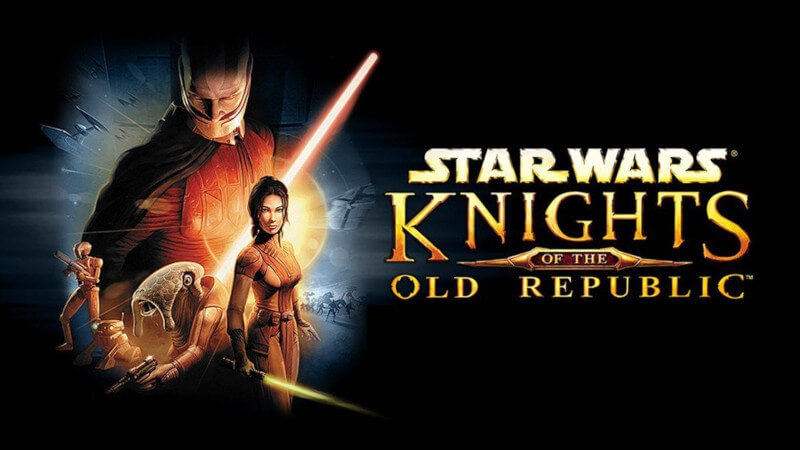 Knights of the old republic — 8 место